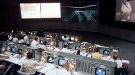 NASA Apollo Mission Control Room Turns 50
