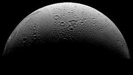 NASA Probe to Dive through Saturn Moon's Icy Plume