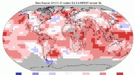 World Sets Mark for Hottest June on Record