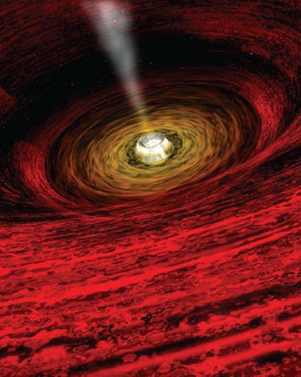 Book Review:<i>Black Hole</i>