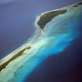 As Pacific Islands Flood, A Climate-Driven Exodus Grows
