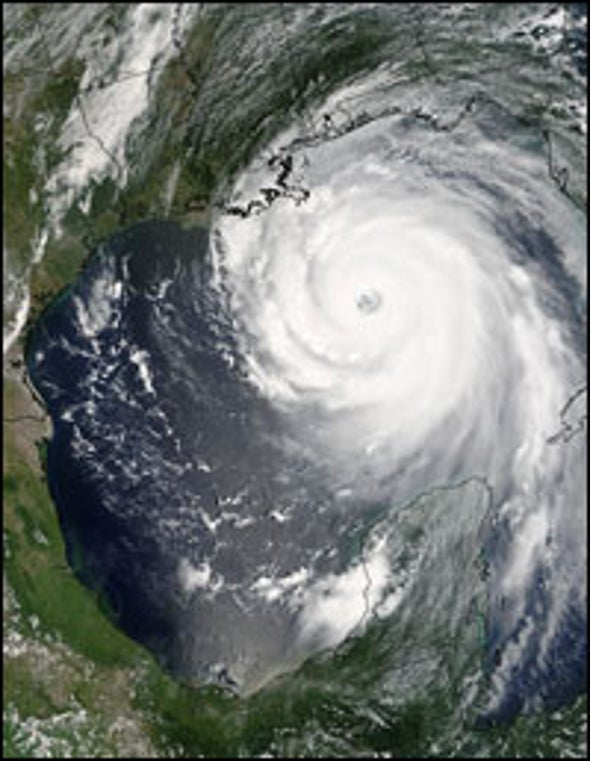 Stronger Link Found between Hurricanes and Global Warming