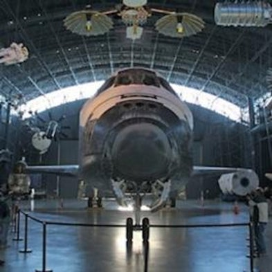 Space Shuttle Swan Songs: Enterprise and Discovery Fly ...