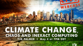 The Chaos of Predicting Climate Change [Video]