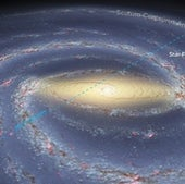 Stellar Effort: Chart of the Milky Way Includes More Than ...
