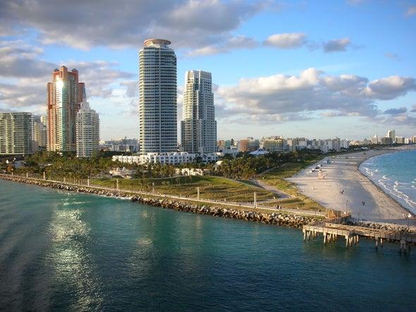 Zika Virus Now Believed to Be Spreading in Miami Beach