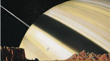 Chesley Bonestell's Astronomical Visions