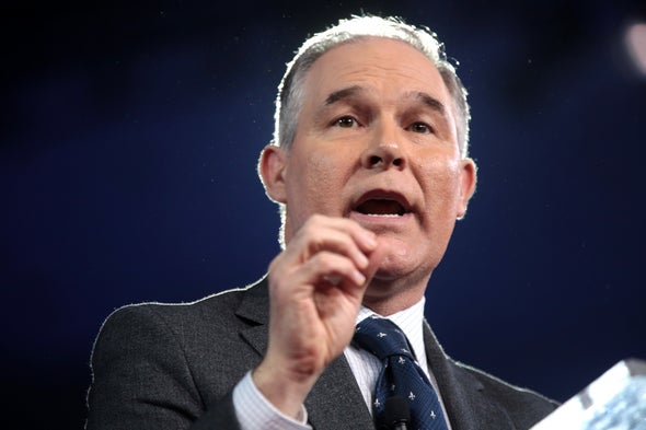 EPA Clears Backlog of 600 New Chemical Safety Checks