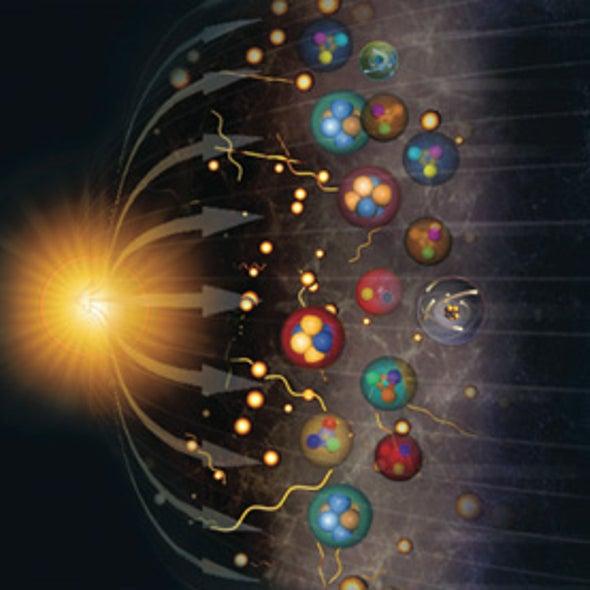 The History of the Universe: From Big Bang to Big Blah