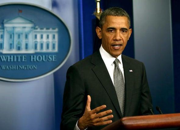 Obama Threatens Veto of CISPA Intelligence Database-Sharing Bill