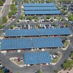 Intel's Ocotillo, Ariz. site