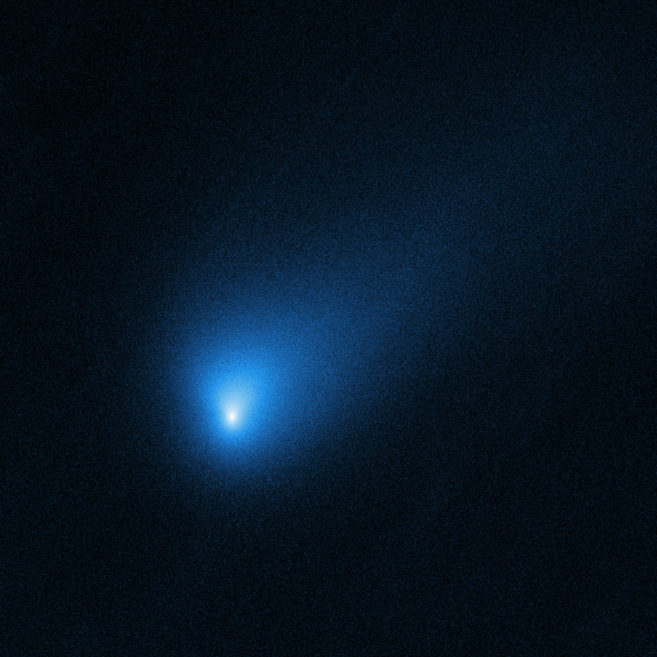 Second Ever Interstellar Comet Contains Alien Water
