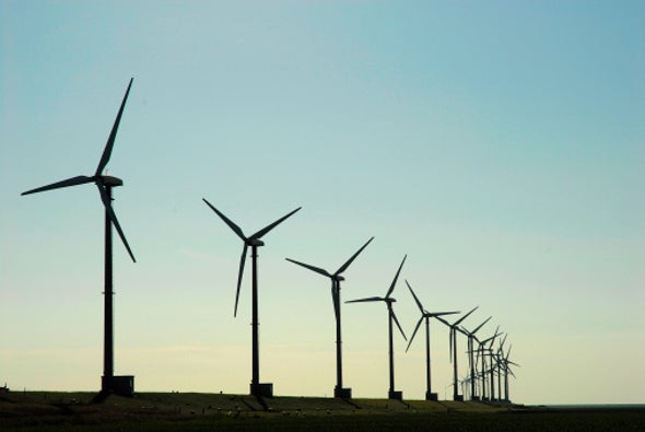 Battery Storage Needed to Expand Renewable Energy