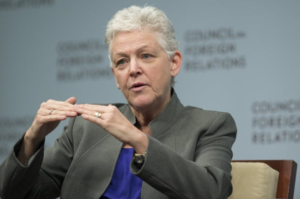 Are We at a Climate Change Turning Point? Obama's EPA Chief Thinks So