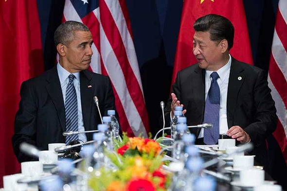 U.S. and China Work Together for Climate Solution, So Far