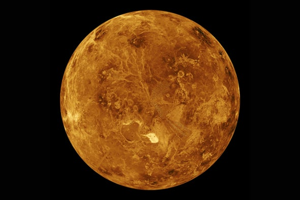 Did Venus Have Carbon Dioxide Oceans?