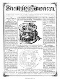 Scientific American Volume 13, Issue 11