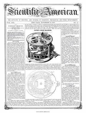 November 21, 1857