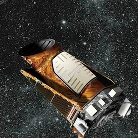 Planet-Hunting Days of NASA's Kepler Spacecraft Likely Over