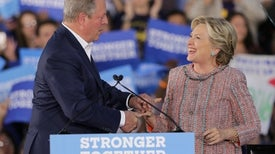 Clinton Rally Focuses on Climate