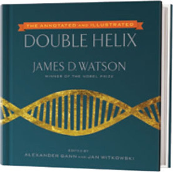 Recommended: <i>The Annotated and Illustrated Double Helix</i>