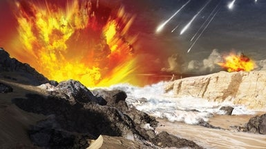 Earth's Water May Have Come from Comets, Asteroids or Something Else Entirely