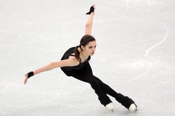 The Physics of Figure Skating
