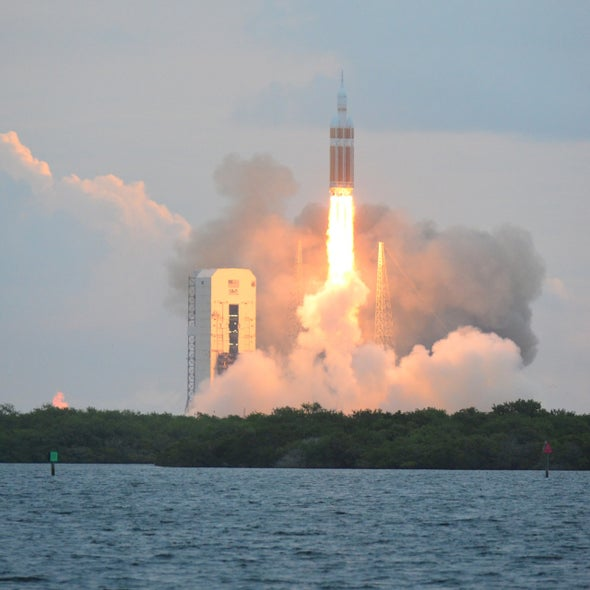 Launch of Orion Paves the Way for NASA's Return to Human Spaceflight