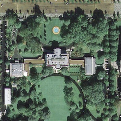 Satellites Spy on Washington from on High [Slide Show]