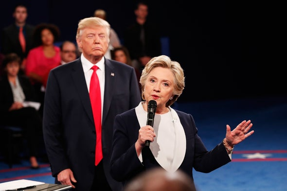 Debate 2016: What Goes on in Your Brain When People Invade Your Personal Space?