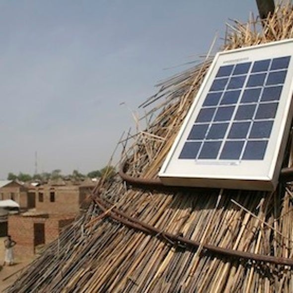 Pay-as-You-Go Solar Energy Finds Success in Africa
