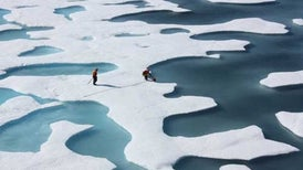 Indoor Arctic Ocean Model May Reveal Secrets of Sea Ice
