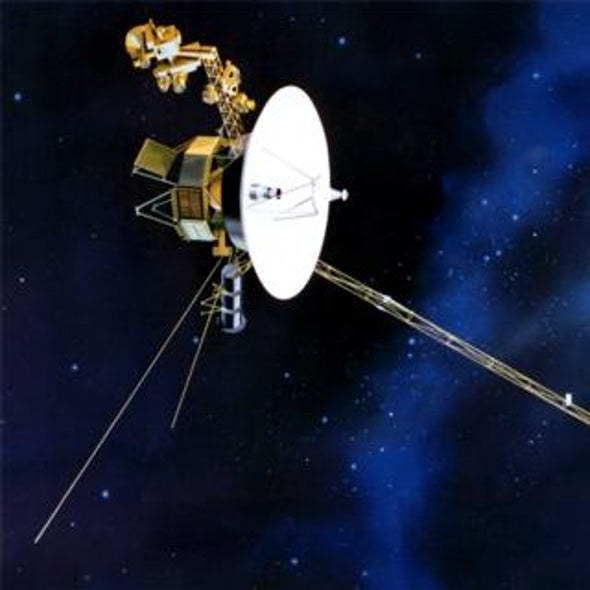 Salvaging NASA's Planetary Grand Tour: Sending Voyager 2 Where No Probe Had Gone Before--Or Since