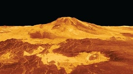 Model Suggests Toxic Transformation on Venus