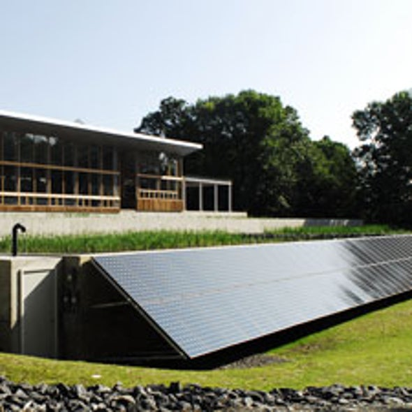 """Green Architecture: What Makes a Structure a """"Living Building""""?"""