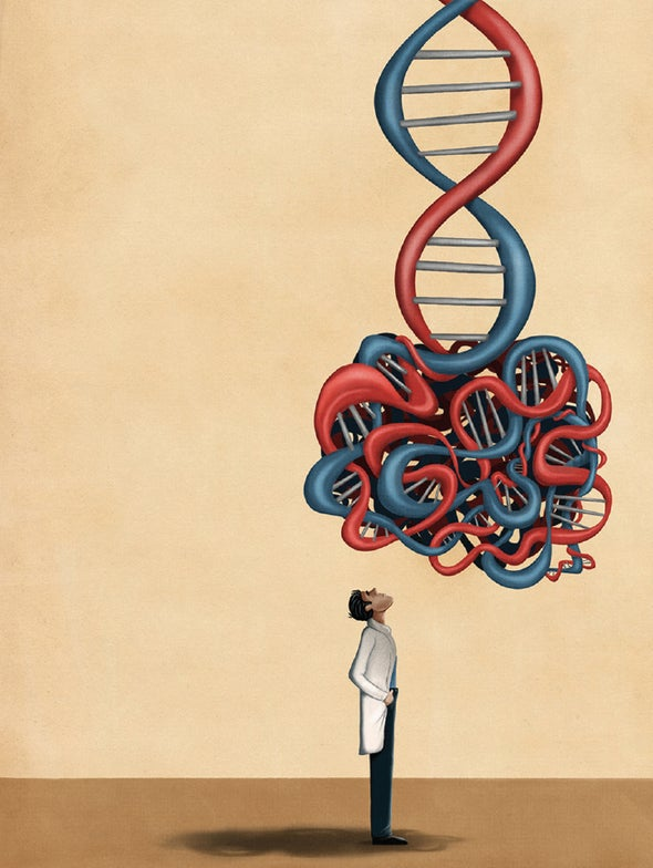 Why Gene Tests for Cancer Don't Offer More Answers