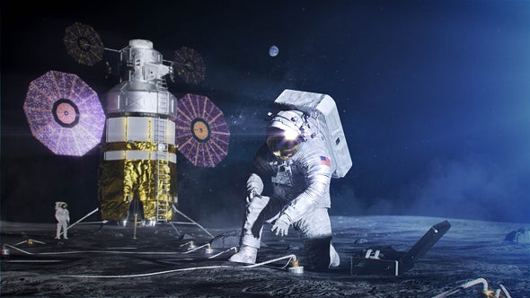 Proposed House Bill Would Delay NASA's Return to the Moon