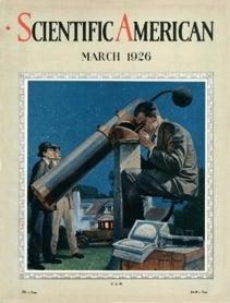Scientific American Volume 134, Issue 3