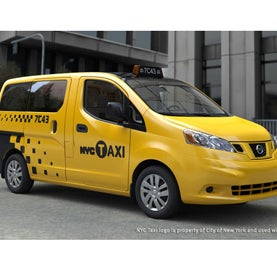 Meet the Taxicab of the Future