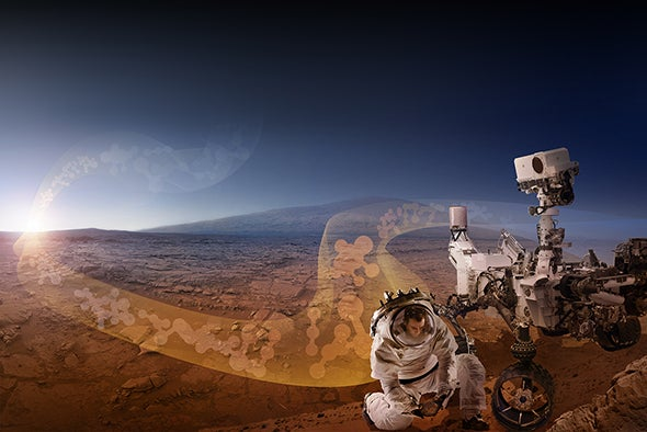 """Could """"Planetary Protection"""" Scuttle Otherworldly Exploration?"""