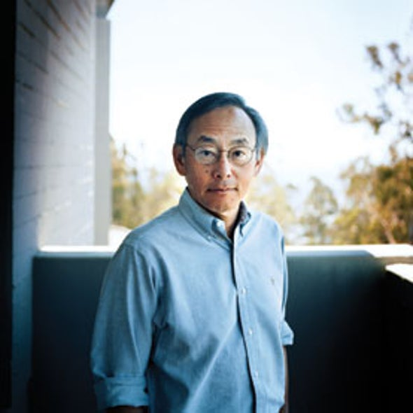 "Energy Secretary Steven Chu Discusses the ""Weird Little Bacteria"" in Our Energy Future"