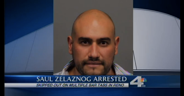 Bar Facebook-shames man over unpaid $100 tab; man jailed