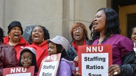 Widespread Understaffing of Nurses Increases Risk to Patients