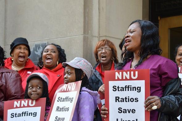 Widespread Understaffing of Nurses Increases Risk to Patients