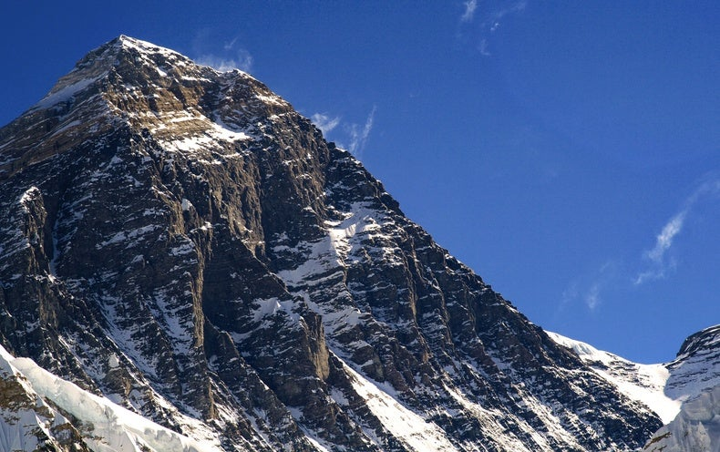 Because It's Not There: Climbers May Face Danger If Everest's Hillary Step Collapsed