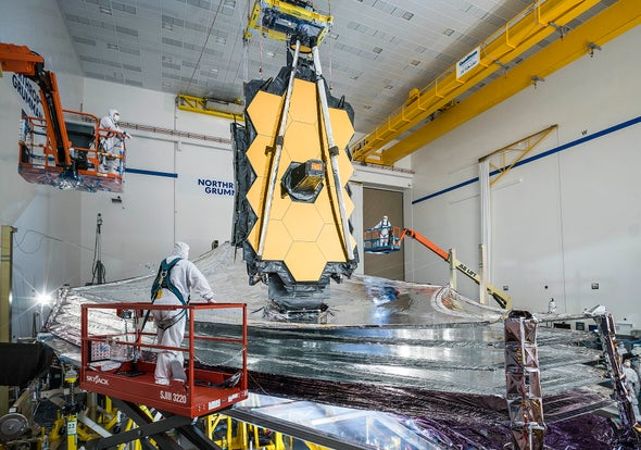 The Nail-Biting Journey of NASA's James Webb Space Telescope Is About to Begin