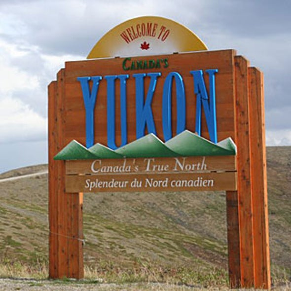 Hunting for a Mammoth in the Yukon [Slide Show]