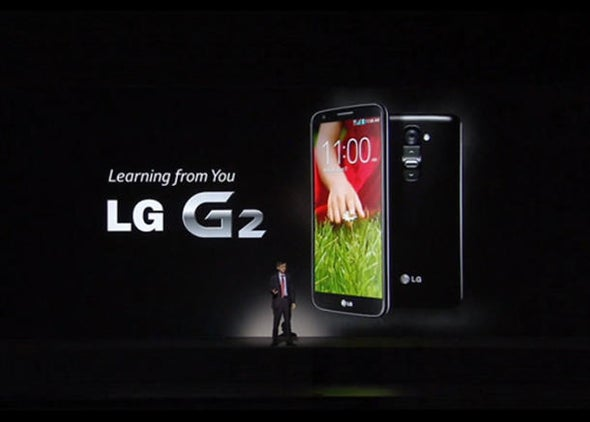 LG gets back to superphones with G2