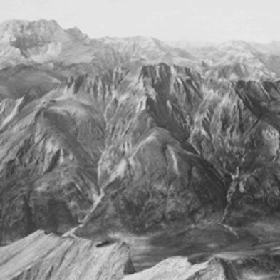 Arctic Beauty in Black and White: Alaska Before the Effects of Global Warming [Slide Show]