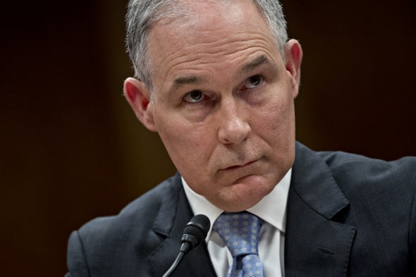 Judge Orders EPA to Produce Science behind Pruitt's Warming Claims